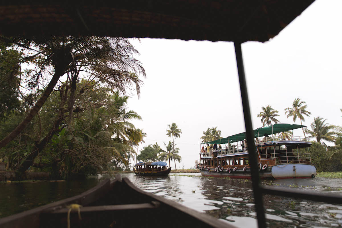 Alleppey on a budget