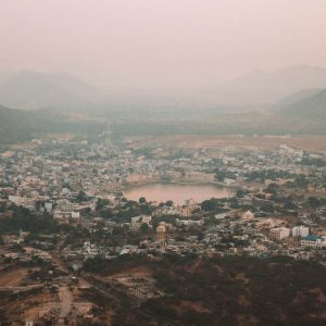 Must-do in Pushkar: hiken naar de Savriti Temple